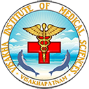 VIMSVSKP – Visakha Institute of Medical Sciences Logo